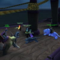 On our way to defend Exodar