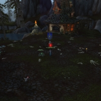 Last woman standing at Mines, Gilneas